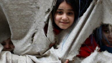Photo of Harsh winter makes life even tougher for Palestinian refugees!