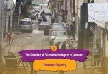 Photo of Extreme Poverty  89% of Palestinian Refugees from poverty